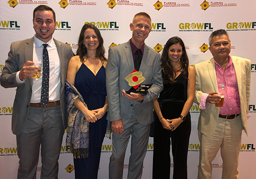 Solar Stik named Top 50 Florida Company to Watch